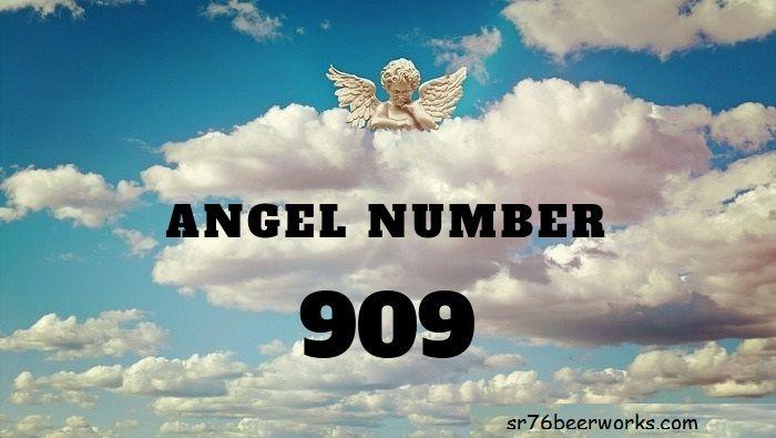 909 فرشتہ نمبر - معنی اور علامت۔