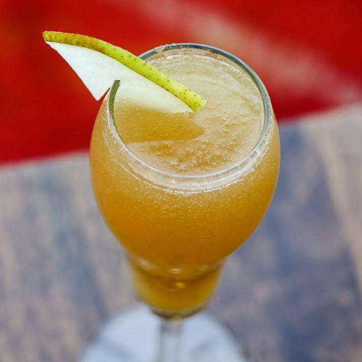 6 Must-Try Pear Cocktails för hösten