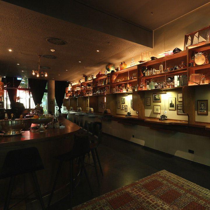 David Bowie'nin Kral Olduğu Bar
