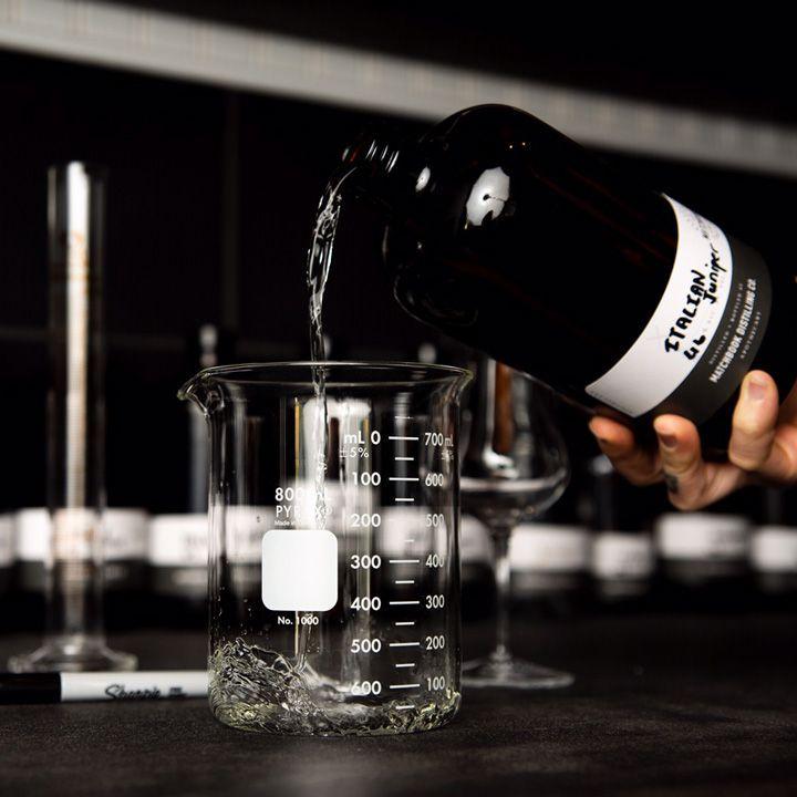 Penyulingan Ini Membuat Minuman Khusus untuk Bar dan Restoran Teratas NYC