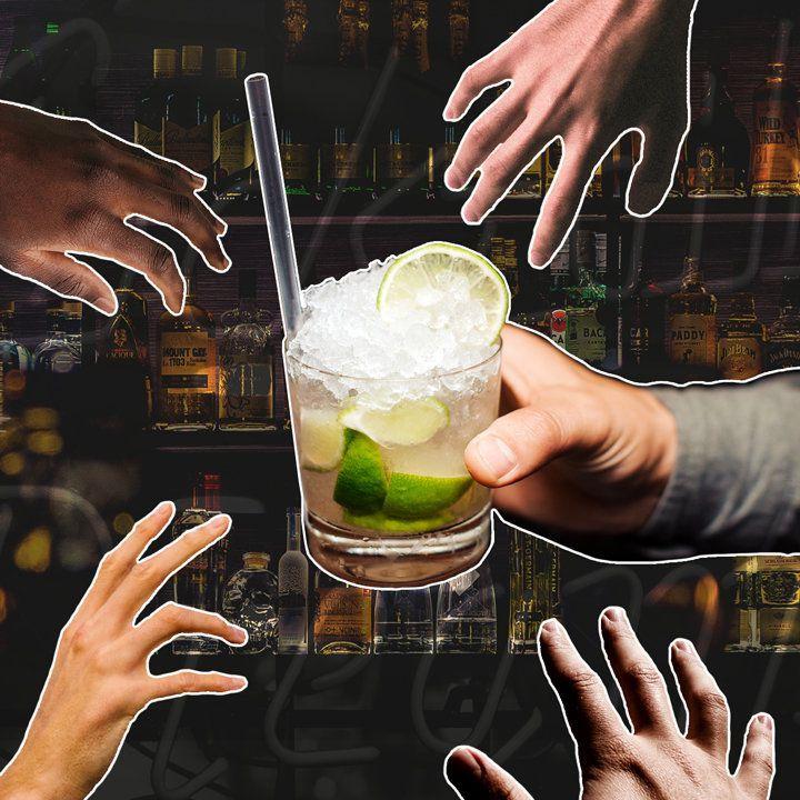 Apa Yang Terjadi Ketika Bartender Mencuri Resipi? Kebenaran Sedih: Tidak ada.