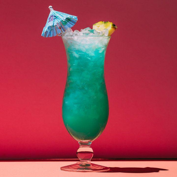 Hawaii blau