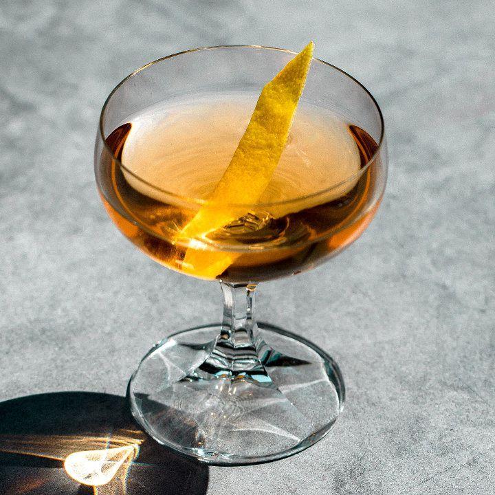 Ulepszony koktajl z Holland Gin