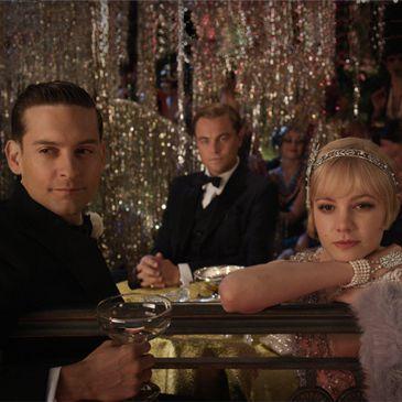 Minum dengan 'The Great Gatsby