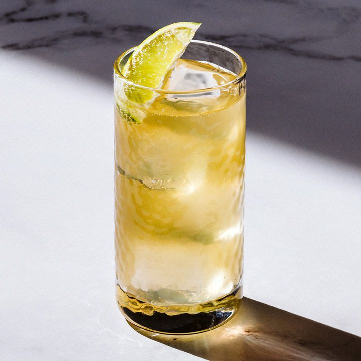 Sous Vide Gin & Tonic