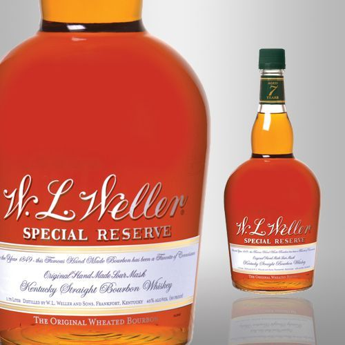 W.L. Weller Bourbon