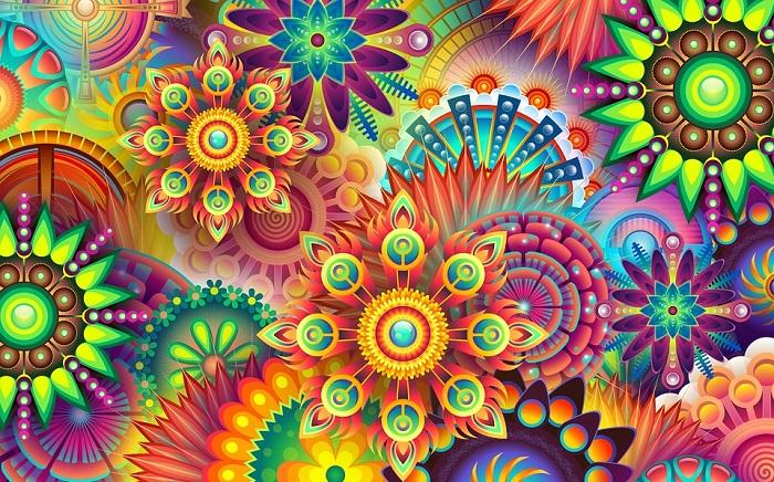 رنگوں کا بائبل اور روحانی معنی۔