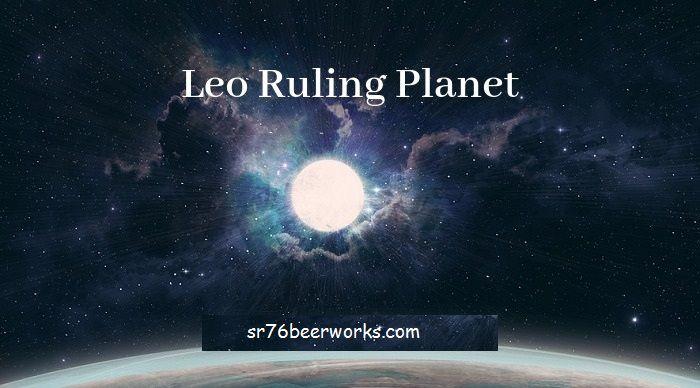 Löwe regierender Planet