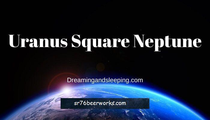 Az Uránusz téri Neptunusz szinastria